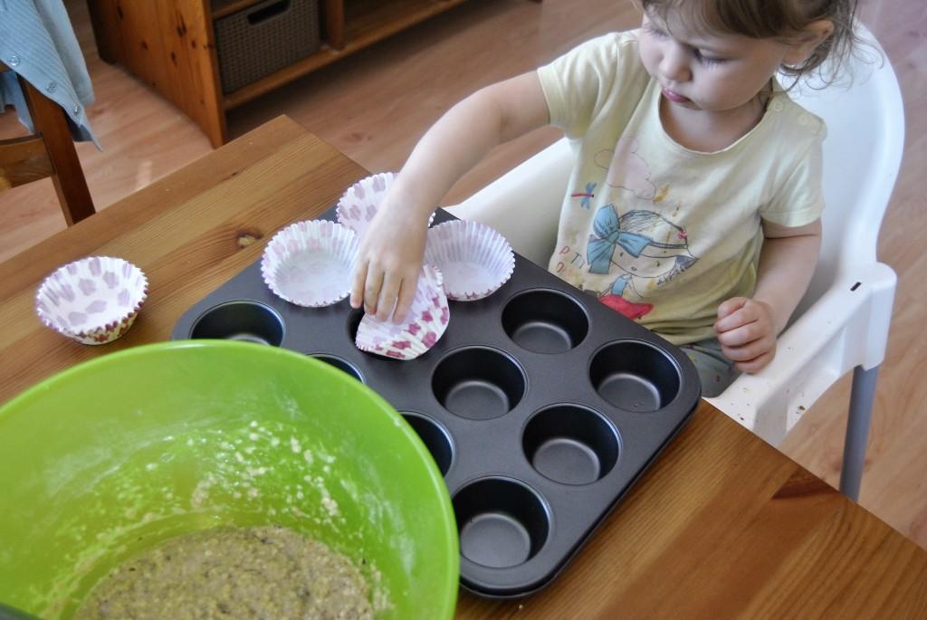 robimy muffinki